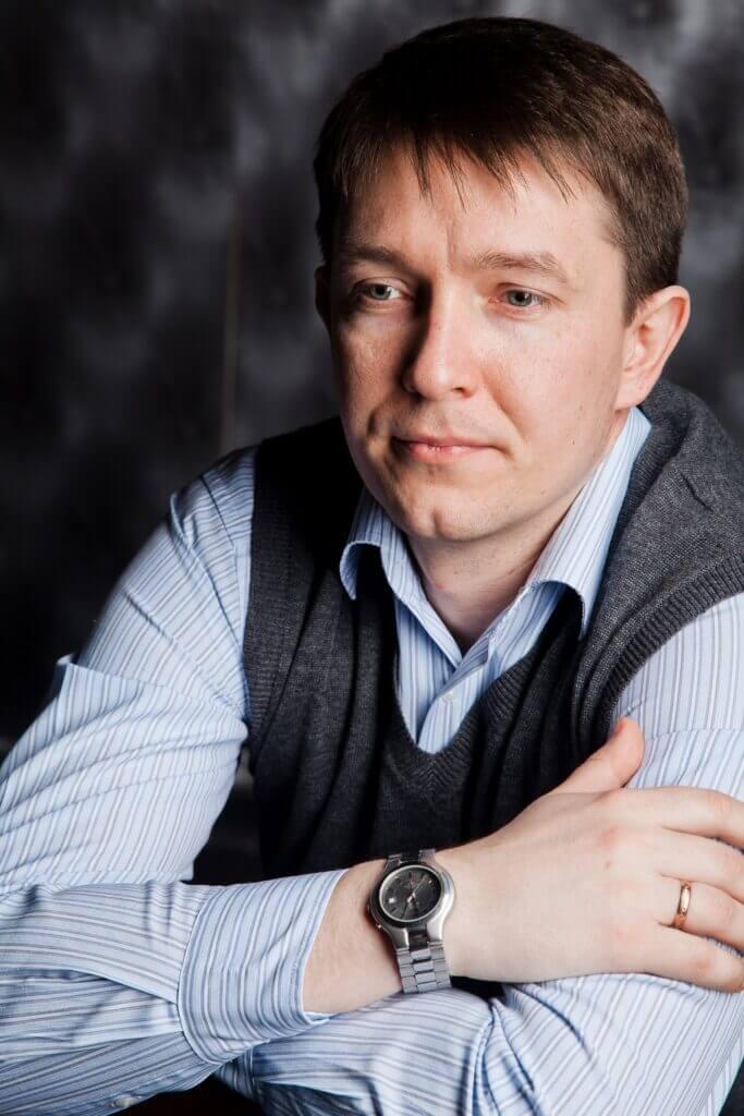 фото Алексея Мельника за размышлениями о маркетинге